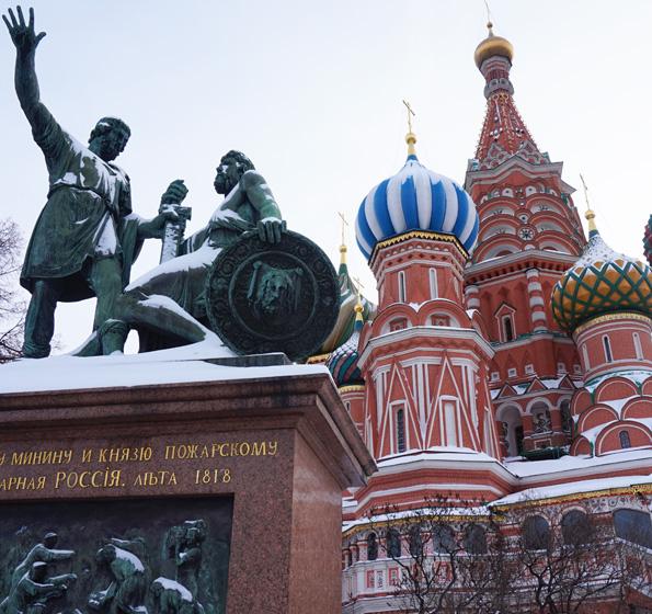 모스크바 맞춤투어