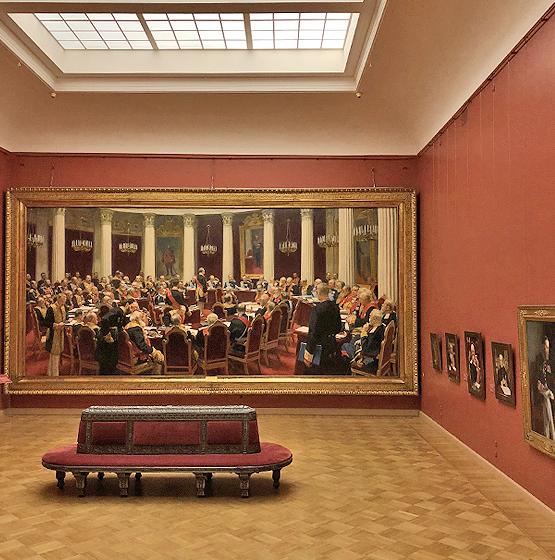 러시아 미술사 3시간 투어